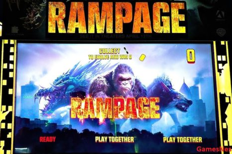 """""""Rampage Video Game"""" Amazing Game Ever