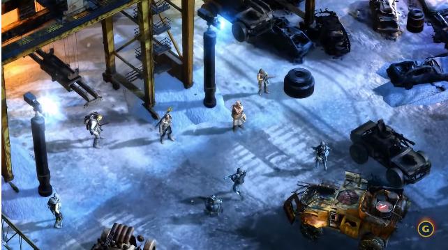 Video Games Wasteland 3