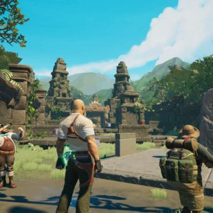 The Jumanji Video Game| PlayStation 4, PS4 Best Review