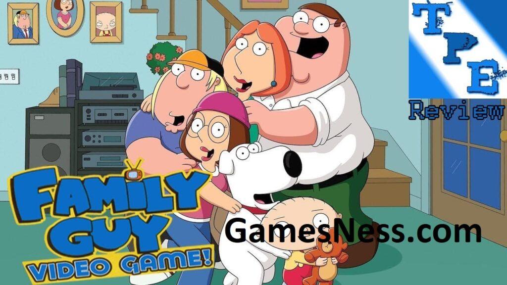 Family Guy video games