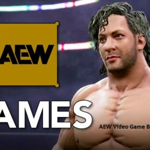 AEW Video Game | 2021 UPDATE, REVIEW, GAMEPLAY