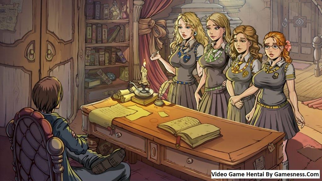 Video Game Hentai
