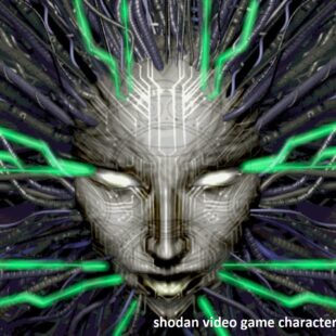 Shodan Video Game Character – 2021 UPDATE, REVIEW, GAMEPLAY