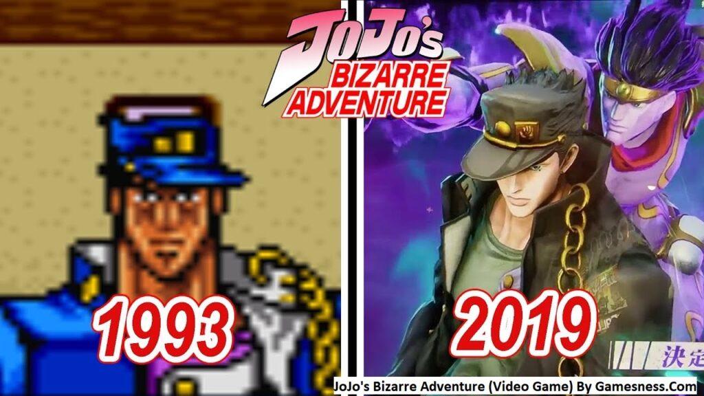 JoJo's Bizarre Adventure (Video Game)