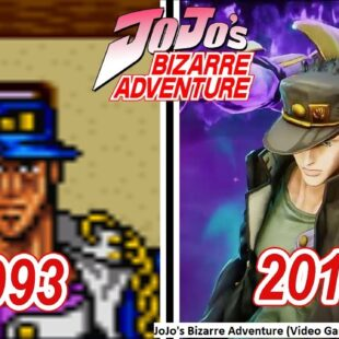 JoJo's Bizarre Adventure Video Game |  2021 UPDATE, Best REVIEW, GAMEPLAY