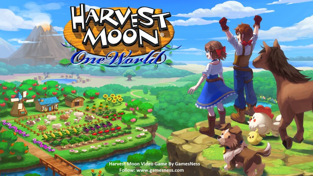 Harvest Moon Video Game