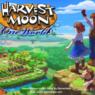 Harvest Moon Video Game |2021 UPDATE, BEST REVIEW, GAMEPLAY