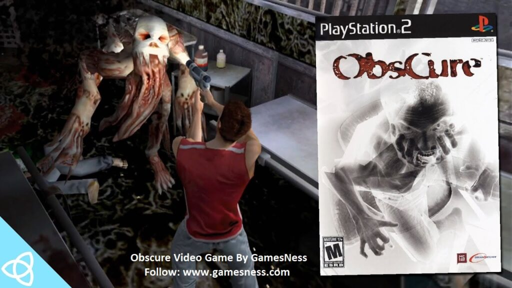 Obscure Video Game