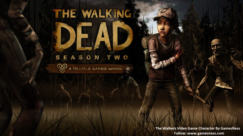 The Walkers Video Game Character