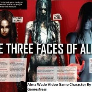 Alma Wade Video Game Character |2021 UPDATE, BEST REVIEW, GAMEPLAY
