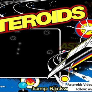 Asteroids Video Game |2021 UPDATE, BEST REVIEW, GAMEPLAY