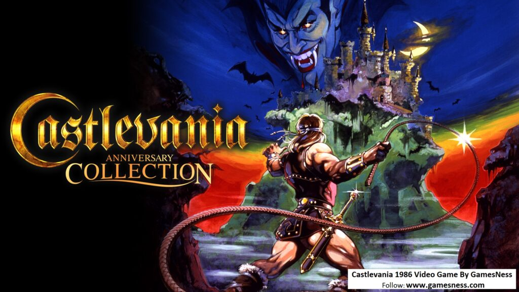 castlevania 1986 video game