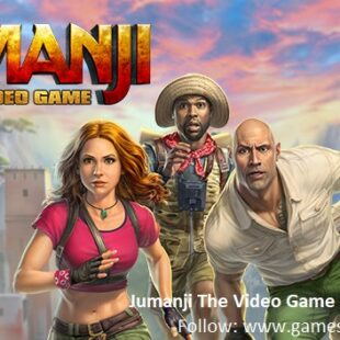 Jumanji The Video Game |2021 UPDATE, BEST REVIEW, GAMEPLAY