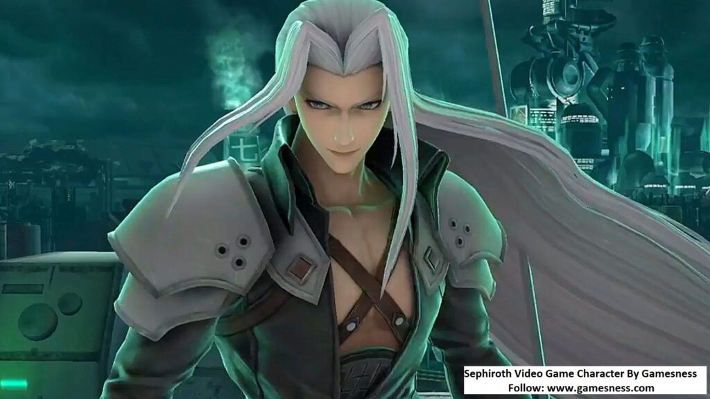 Sephiroth Video Game Character