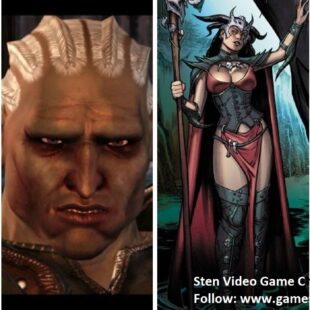 Sten Video Game Character | 2021 UPDATE, BEST REVIEW, GAMEPLAY