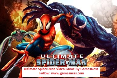 ultimate spider-man video game
