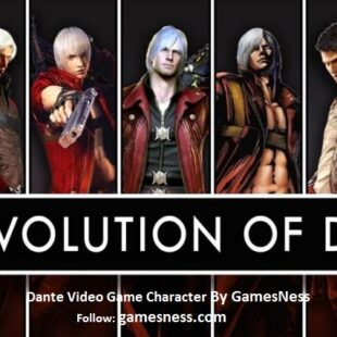 Dante Video Game Character | 2021 UPDATE, BEST REVIEW, GAMEPLAY
