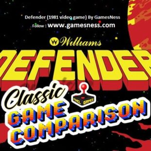 Defender (1981 Video Game) | Wiki 2021 UPDATE, BEST REVIEW, GAMEPLAY