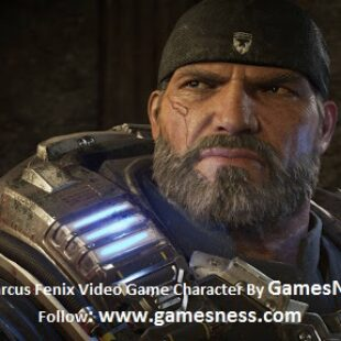 Marcus Fenix Video Game Character | Wiki 2021 UPDATE, BEST REVIEW, GAMEPLAY
