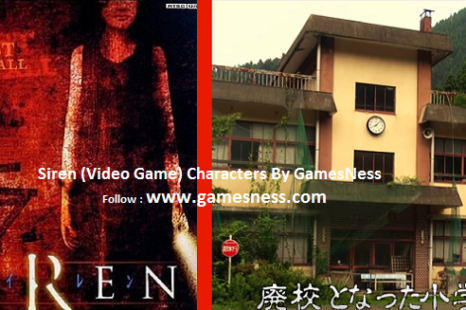 Siren (Video Game) Characters   Wiki 2021 UPDATE, BEST REVIEW, GAMEPLAY