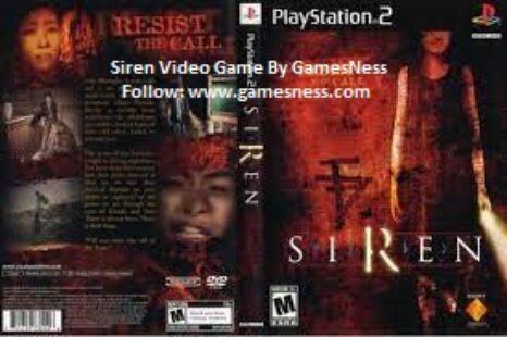 Siren Video Game | Wiki 2021 UPDATE, BEST REVIEW, GAMEPLAY