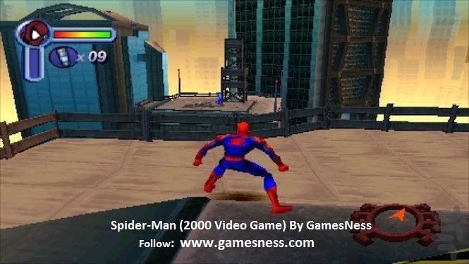 Spider-Man (2000 Video Game)