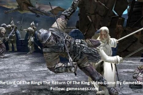The Lord Of The Rings The Return Of The King Video Game | 2021 UPDATE, BEST REVIEW, GAMEPLAY