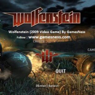 Wolfenstein (2009 Video Game) | 2021 UPDATE, BEST REVIEW, GAMEPLAY